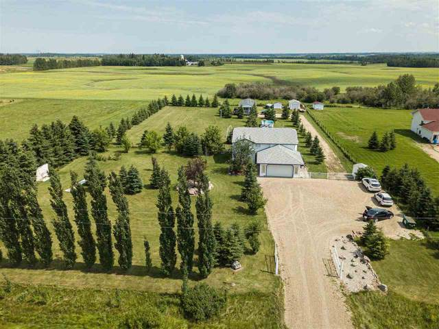 7 1319 TWP RD 510, Rural Parkland County, AB T7Y 2N2 (#E4224287) :: Müve Team | RE/MAX Elite