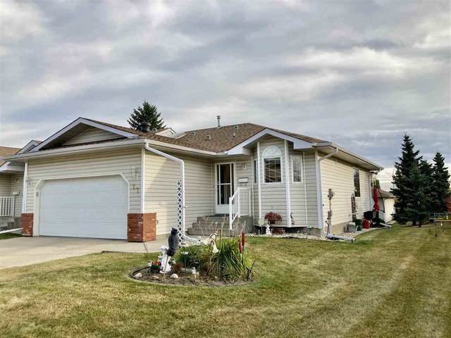 27 7 Cranford Way, Sherwood Park, AB T8H 5W5 (#E4224288) :: The Foundry Real Estate Company