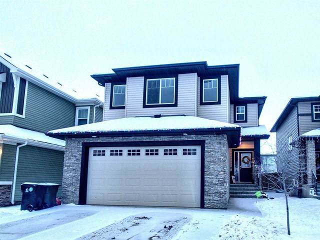 43 Hewitt Circle, Spruce Grove, AB T7X 0K6 (#E4224304) :: The Foundry Real Estate Company