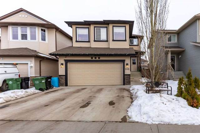 205 Avena Circle, Leduc, AB T9E 0L7 (#E4224314) :: The Foundry Real Estate Company