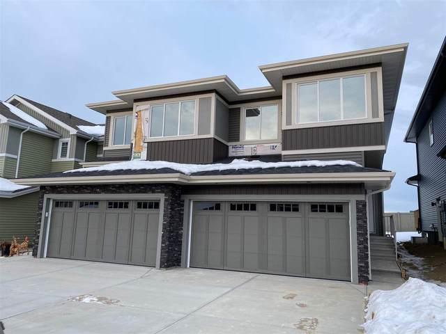 9118 Pear Drive, Edmonton, AB T6X 2N7 (#E4224321) :: The Foundry Real Estate Company