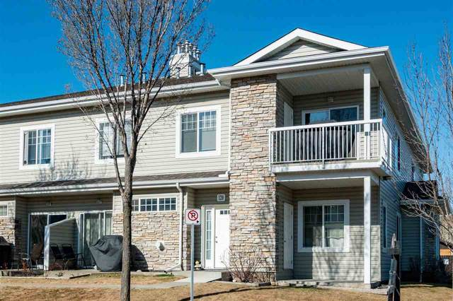 220 460 Cranberry Way, Sherwood Park, AB T8H 2R3 (#E4224323) :: The Foundry Real Estate Company
