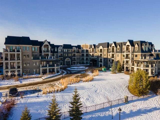 105 6083 Maynard Way, Edmonton, AB T6R 0S5 (#E4224328) :: The Foundry Real Estate Company