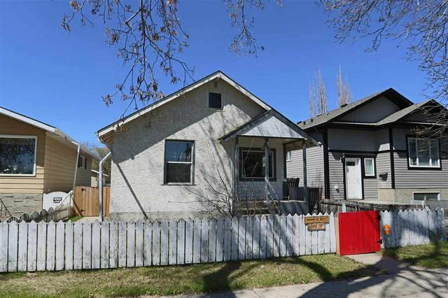 12816 70 Street, Edmonton, AB T5C 0J8 (#E4224340) :: The Foundry Real Estate Company