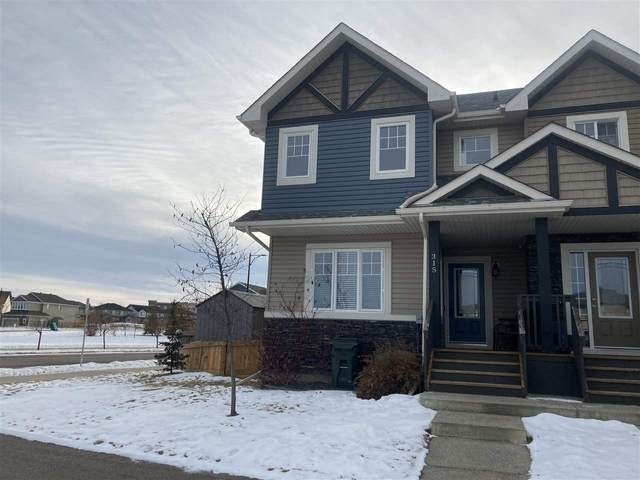 315 Nelson Drive, Spruce Grove, AB T7X 0N9 (#E4224341) :: The Foundry Real Estate Company