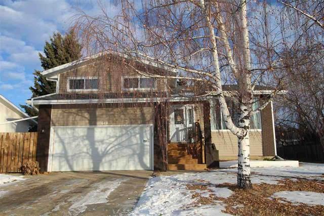 10640 109 Street, Westlock, AB T7P 1B7 (#E4224372) :: The Foundry Real Estate Company