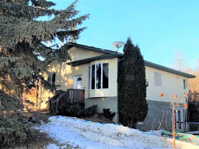 16 1 Ave, Rural Parkland County, AB T0E 0V0 (#E4224376) :: Initia Real Estate