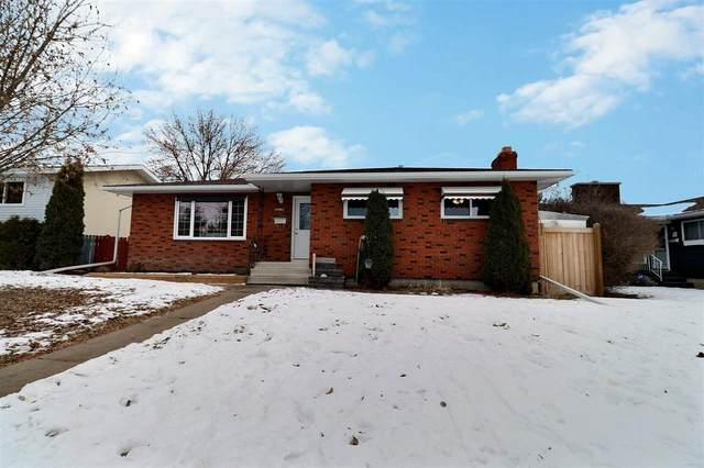 14943 72A Street, Edmonton, AB T5C 0S3 (#E4224379) :: The Foundry Real Estate Company