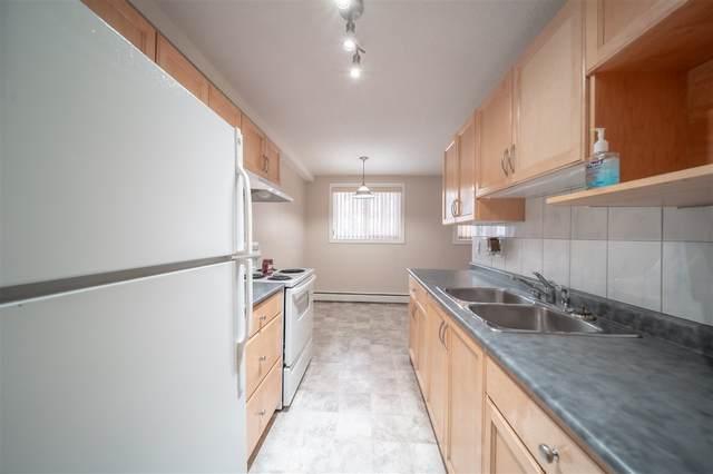 101 10149 83 Avenue, Edmonton, AB T6E 2C5 (#E4224391) :: The Foundry Real Estate Company