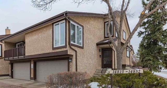 14810 43 Avenue, Edmonton, AB T6H 5S1 (#E4224409) :: The Foundry Real Estate Company