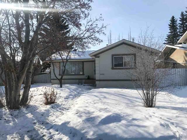 16515 79A Avenue, Edmonton, AB T5R 3J2 (#E4224410) :: The Foundry Real Estate Company