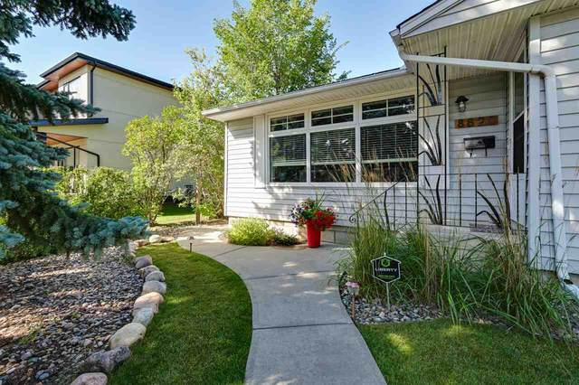 8820 142 Street, Edmonton, AB T5R 0M4 (#E4224414) :: The Foundry Real Estate Company
