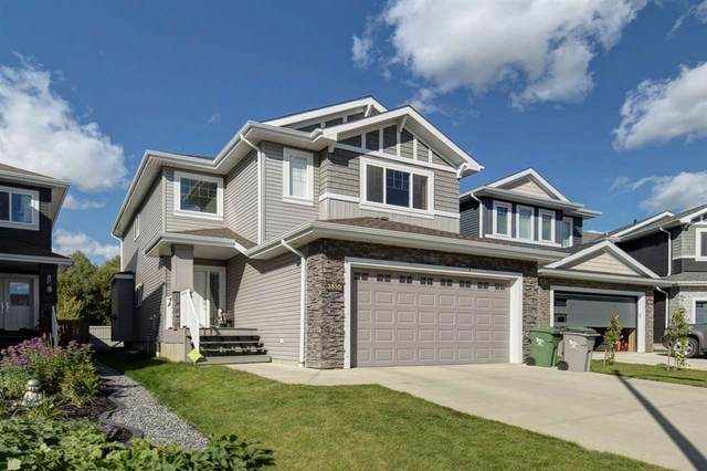 3810 49 Avenue, Beaumont, AB T4X 1Y7 (#E4224433) :: The Foundry Real Estate Company