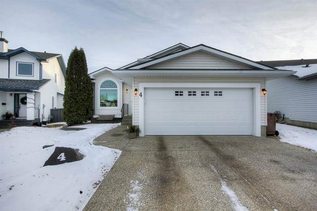 4 Oxford Place, St. Albert, AB T8N 6K5 (#E4224447) :: The Foundry Real Estate Company