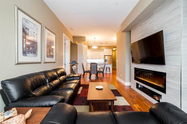 818 200 Bellerose Drive, St. Albert, AB T8N 7P7 (#E4224451) :: The Foundry Real Estate Company
