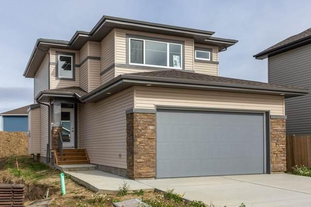 10703 97 Street, Morinville, AB T8R 0E9 (#E4224493) :: The Foundry Real Estate Company