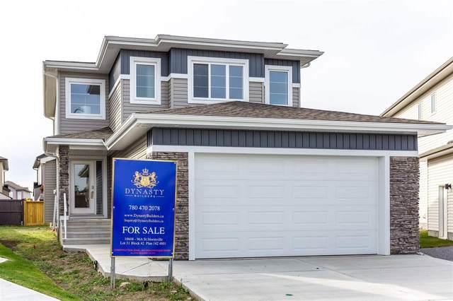 10608 96A Street, Morinville, AB T8R 1C6 (#E4224495) :: The Foundry Real Estate Company
