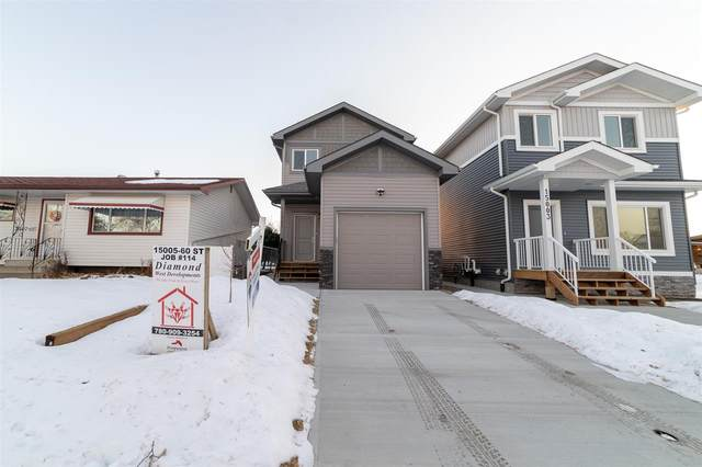 15005 60 Street, Edmonton, AB T5A 1W5 (#E4224507) :: The Foundry Real Estate Company