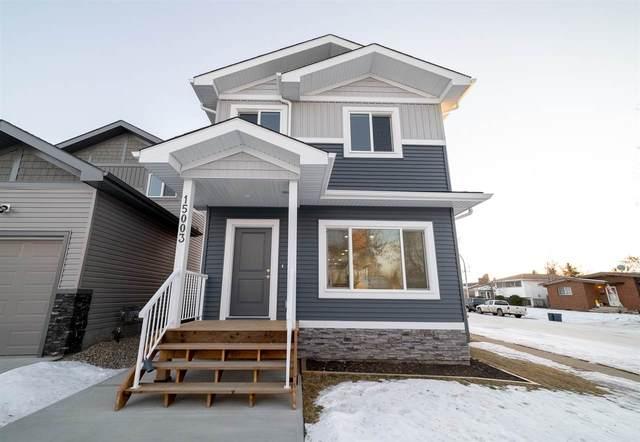 15003 60 Street, Edmonton, AB T5A 1W5 (#E4224508) :: The Foundry Real Estate Company