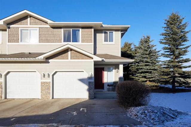 41 133 Eastgate Way, St. Albert, AB T8N 7M9 (#E4224537) :: The Foundry Real Estate Company