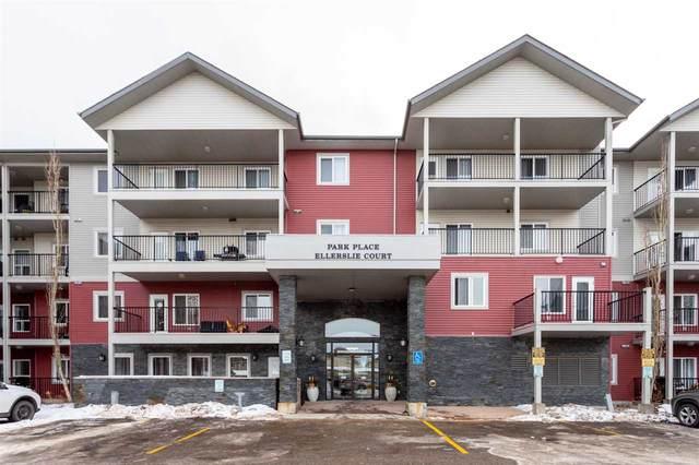 119 111 Edwards Drive, Edmonton, AB T6X 0C4 (#E4224539) :: The Foundry Real Estate Company