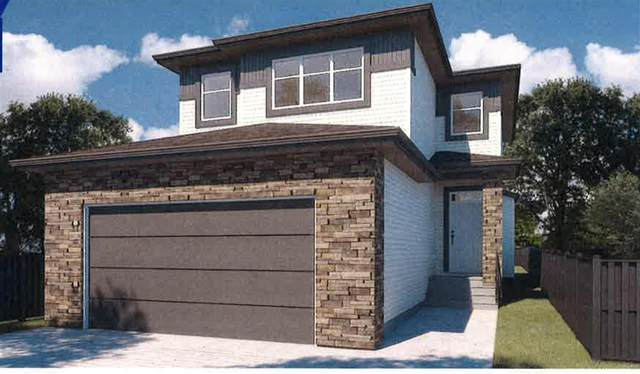 21 Edison Drive, St. Albert, AB T8N 7W1 (#E4224549) :: The Foundry Real Estate Company