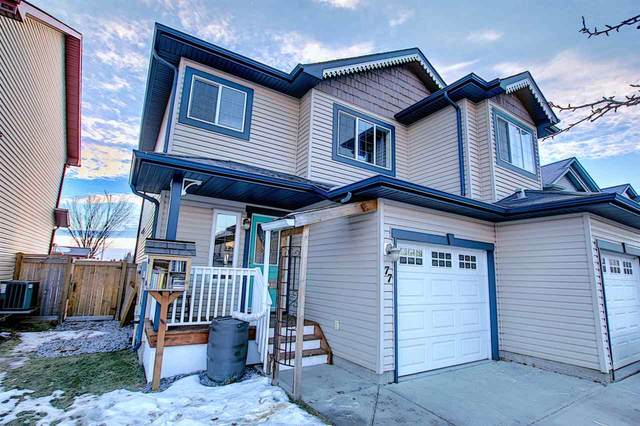 77 Galloway Wynd, Fort Saskatchewan, AB T8L 0A7 (#E4224560) :: The Foundry Real Estate Company