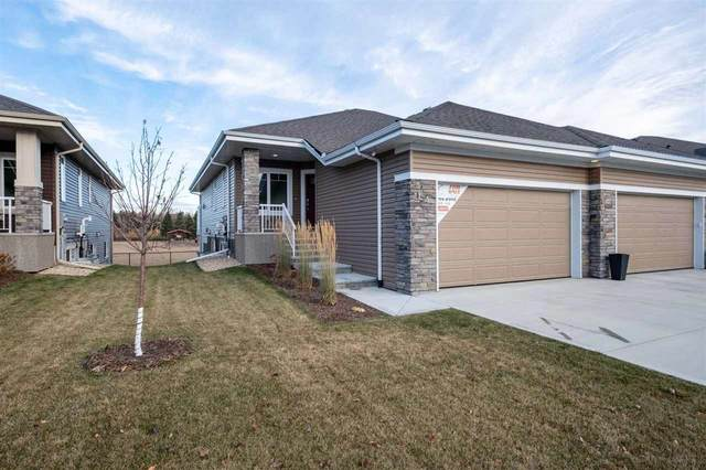 14 50 Legacy Terrace, St. Albert, AB T8N 7S2 (#E4224563) :: The Foundry Real Estate Company