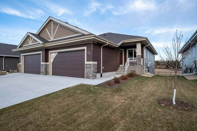 15 50 Legacy Terrace, St. Albert, AB T8N 7S2 (#E4224564) :: The Foundry Real Estate Company