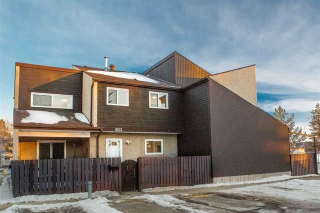 8123 27 Avenue, Edmonton, AB T6K 3C9 (#E4224567) :: The Foundry Real Estate Company