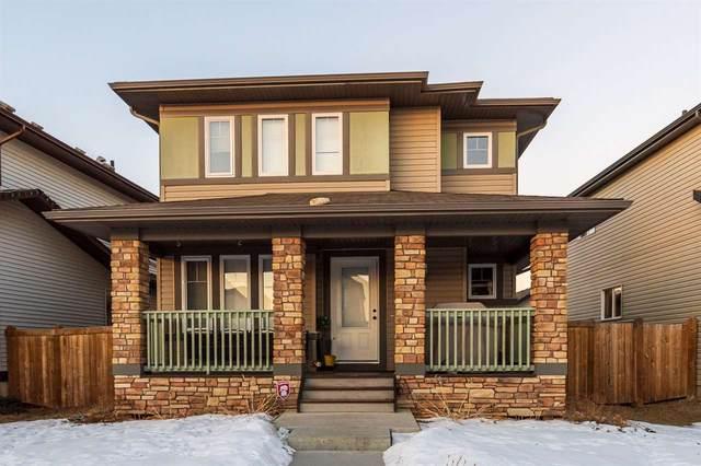 17820 6 Avenue, Edmonton, AB T6W 2L4 (#E4224576) :: The Foundry Real Estate Company