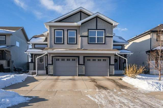 32 Catalina Court, Fort Saskatchewan, AB T8L 0E9 (#E4224585) :: The Foundry Real Estate Company