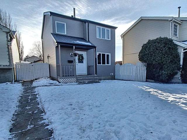 67 Birch Drive, Gibbons, AB T0A 1N0 (#E4224586) :: The Foundry Real Estate Company