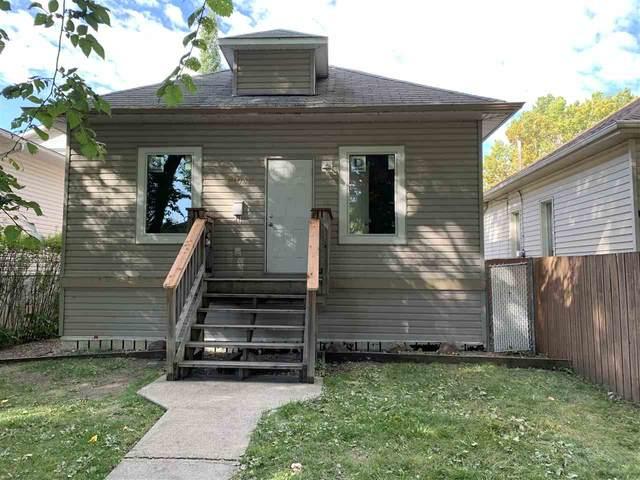 12036 91 Street, Edmonton, AB T5B 3B8 (#E4224597) :: The Foundry Real Estate Company