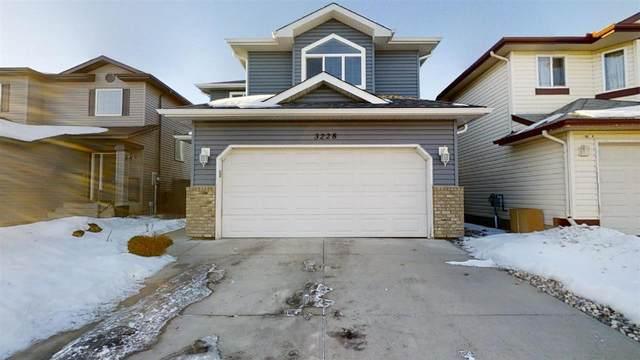 3228 25 Street, Edmonton, AB T6T 1Z6 (#E4224599) :: The Foundry Real Estate Company