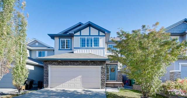 9 Ridgeland Way, Fort Saskatchewan, AB T8L 0E7 (#E4224608) :: The Foundry Real Estate Company