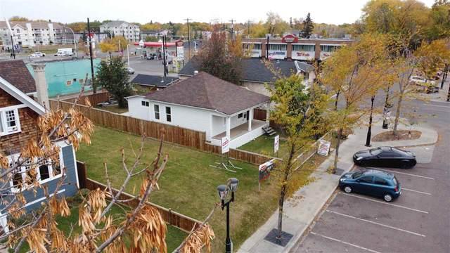 11742-11744 96 ST NW, Edmonton, AB T5G 1V2 (#E4224616) :: The Foundry Real Estate Company