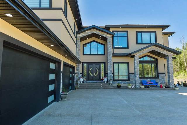 1 Carriage Lane, Rural Strathcona County, AB T8B 1L5 (#E4224629) :: RE/MAX River City