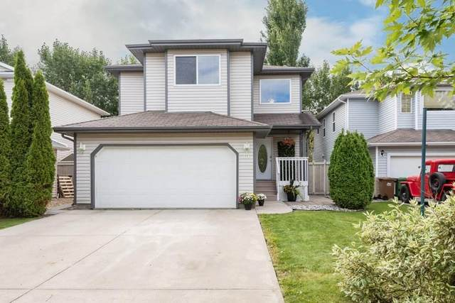 19 Elderberry Court, St. Albert, AB T8N 6X4 (#E4224647) :: The Foundry Real Estate Company
