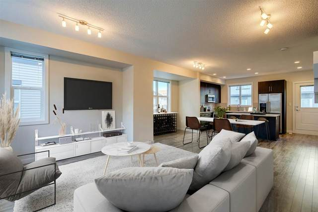 112 655 Watt Boulevard, Edmonton, AB T6X 0Y2 (#E4224649) :: The Foundry Real Estate Company