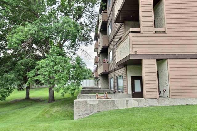 205 14816 26 Street, Edmonton, AB T5Y 2G4 (#E4224651) :: The Foundry Real Estate Company