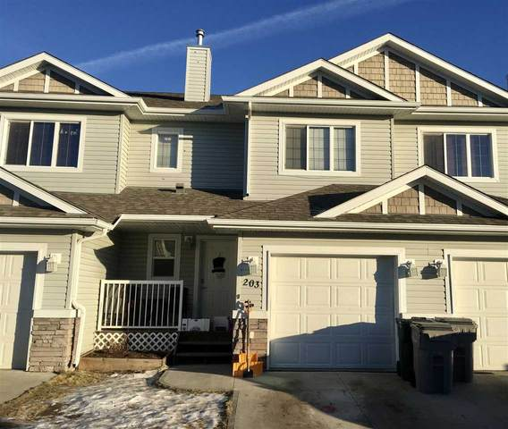 203 Graywood Mews, Stony Plain, AB T7Z 0C2 (#E4224660) :: The Foundry Real Estate Company