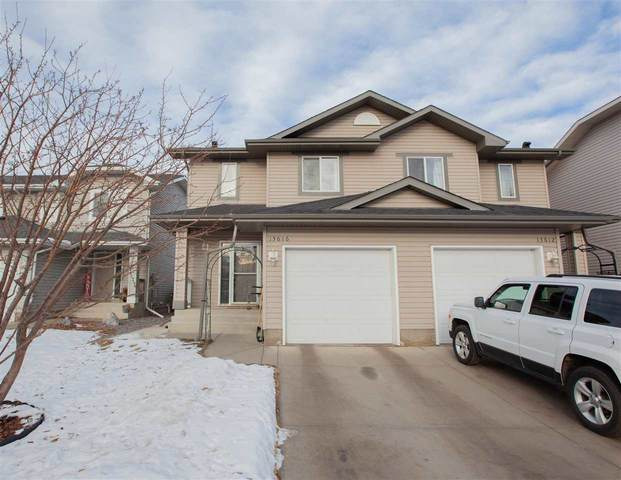 13616 140 Avenue, Edmonton, AB T6V 1X4 (#E4224665) :: The Foundry Real Estate Company
