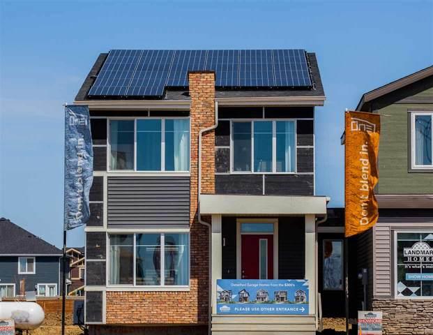 2461 Kelly Circle SW, Edmonton, AB T6W 2J8 (#E4224667) :: The Foundry Real Estate Company