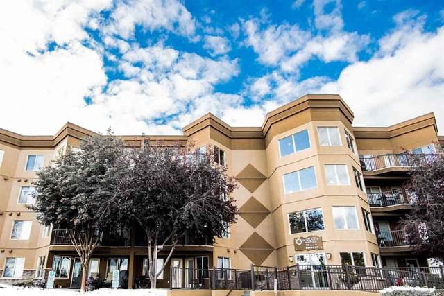 205 530 Hooke Road, Edmonton, AB T5A 5J5 (#E4224671) :: The Foundry Real Estate Company