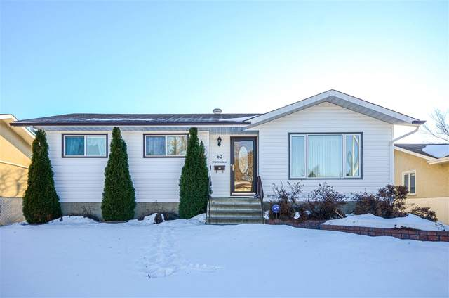 60 Rosewood Drive, Sherwood Park, AB T8A 0L9 (#E4224673) :: The Foundry Real Estate Company