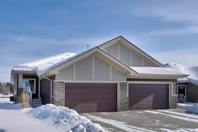 24 50 Legacy Terrace, St. Albert, AB T8N 7S2 (#E4224681) :: The Foundry Real Estate Company