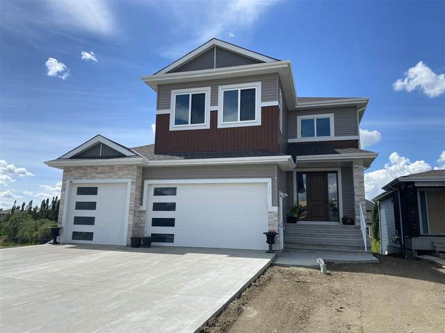 14 Coppice Hill Way, Ardrossan, AB T8E 0A9 (#E4224693) :: The Foundry Real Estate Company
