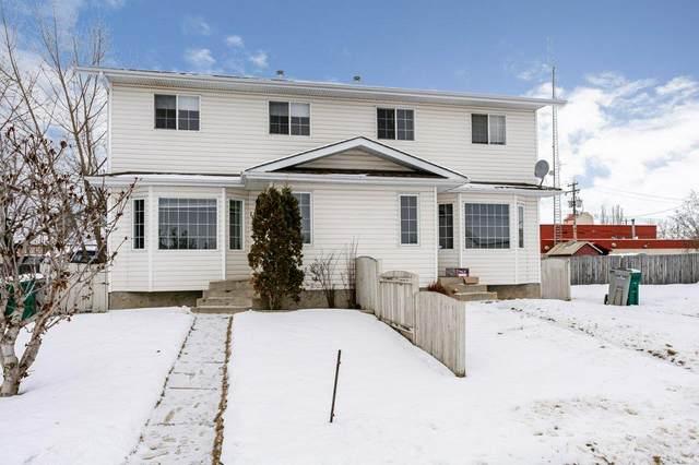 #A 10012 99 Street E, Morinville, AB T8R 1B3 (#E4224699) :: The Foundry Real Estate Company