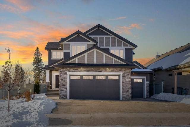4702 41 Street, Beaumont, AB T4X 2A8 (#E4224712) :: The Foundry Real Estate Company